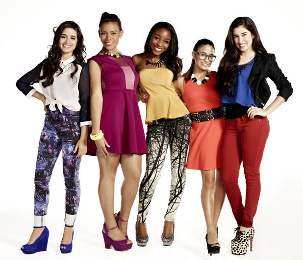 'The X Factor' USA Top 16: LYLAS/1432/Fifth Harmony (Groups)