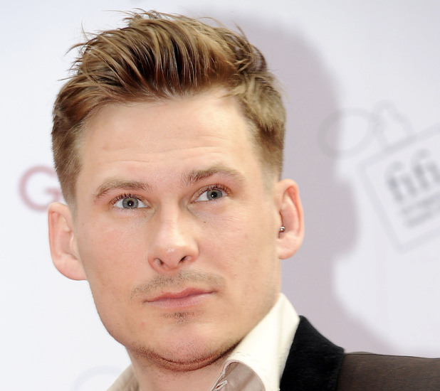 Lee Ryan, The FiFi UK Fragrance Awards 2012 held at The Brewery - Arrivals London, England - 17.05.12 Mandatory Credit: WENN.com