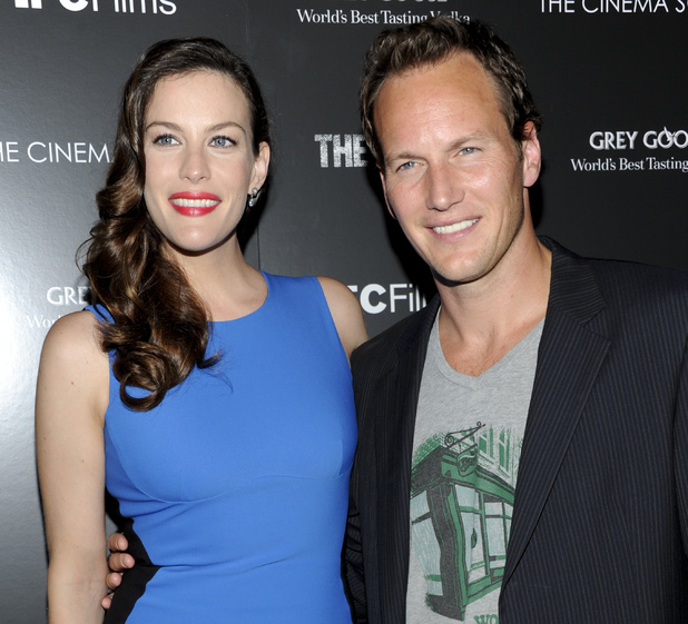 Liv Tyler and Patrick Wilson at a screening of 'The Ledge', June 2011
