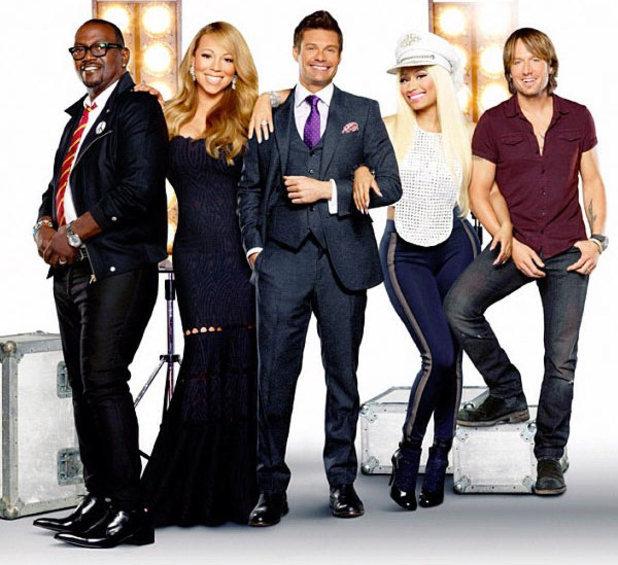American Idol promo shot