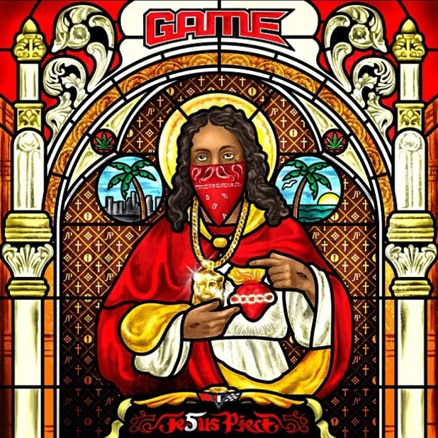 Game 'Jesus Piece' album artwork.