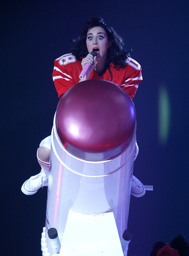 Katy Perry, 2008 MTV Europe Music Video Awards