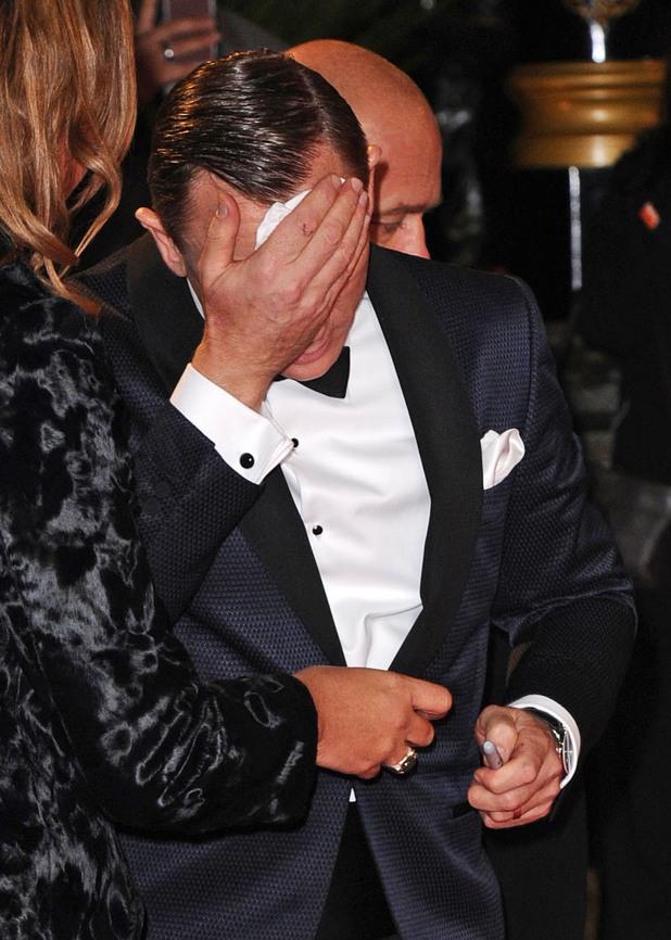 Daniel Craig, Skyfall premiere