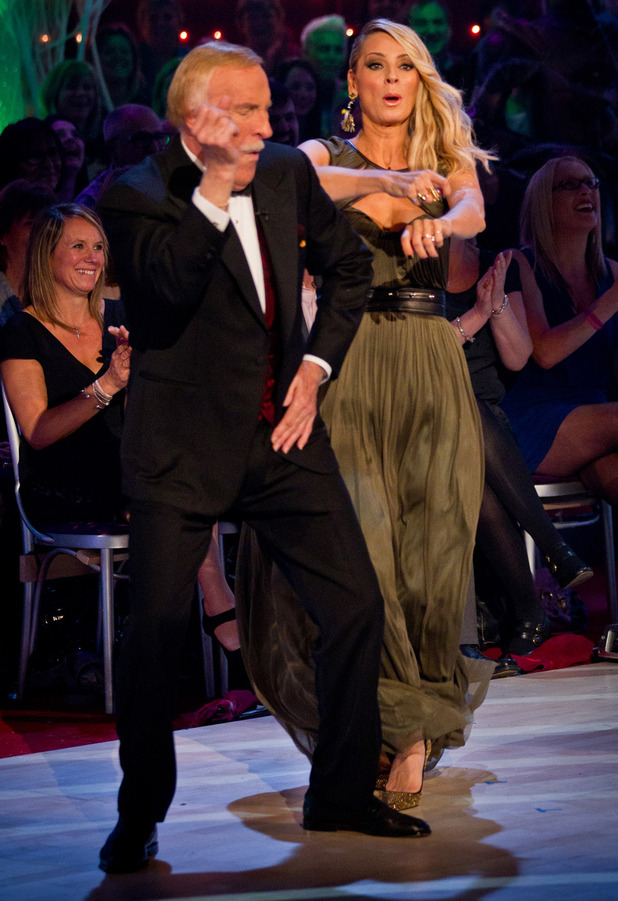 Strictly Come Dancing Show 5
