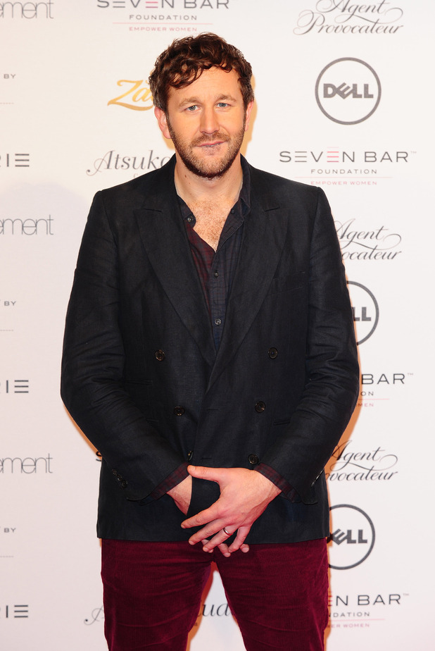 Chris O'Dowd, Lingerie London fashion show
