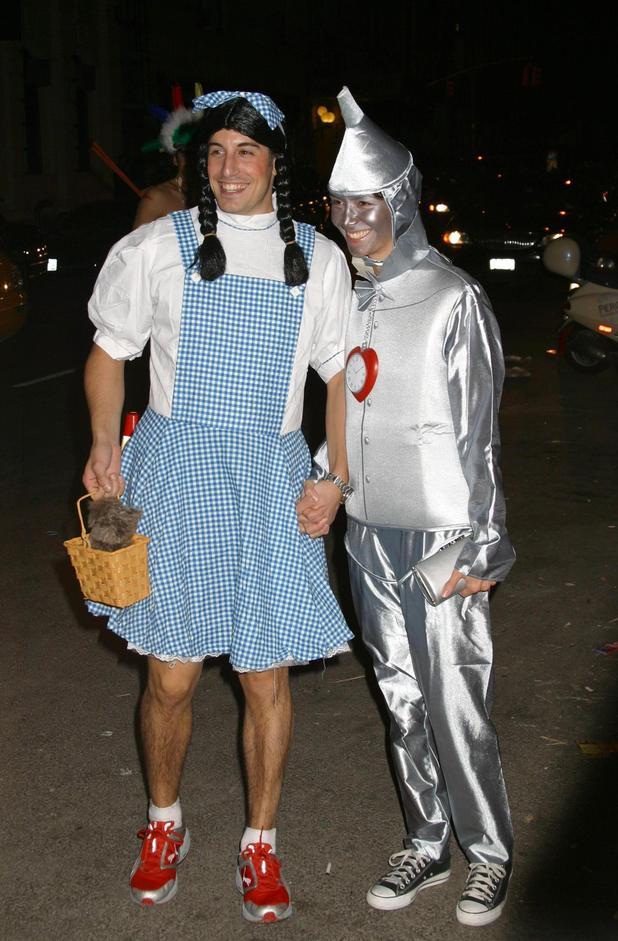 Jason Biggs, Halloween