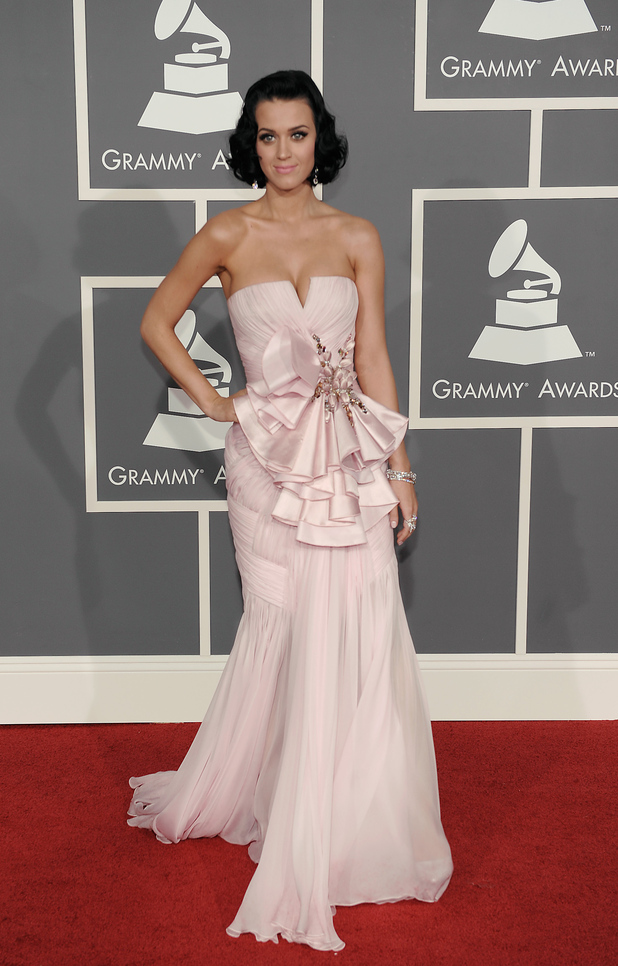 Katy Perry, Grammys 2009