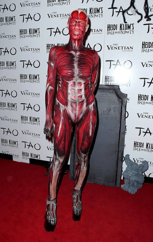 Heidi Klum's 12th Annual Halloween