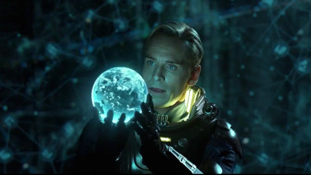 The Blu-ray trailer for 'Prometheus' promises to answer questions about the movie.