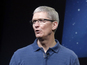 Tim Cook hits out at rivals over privacy