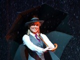Geri Halliwell performing in the smash-hit musical Singing in the Rain for BBC Children in Need (POP Goes the Musical)