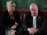 Phil and Sharon try to make a good impression on the Social Worker.