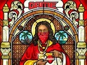 The rapper's latest cover depicts Jesus Christ wearing a bandana.