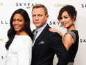 Daniel Craig, Javier Bardem and the cast of Skyfall promote the latest 007 outing.