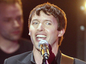 "Musician says that ""James Blunt has split up due to musical differences""."