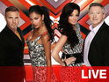 Digital Spy brings you live updates on the crescendo to The X Factor.