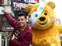 The X Factor winner will take to the stage for BBC Children in Need.