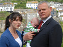 Martin Clunes's grumpy medic returns for more exploits in the West Country.