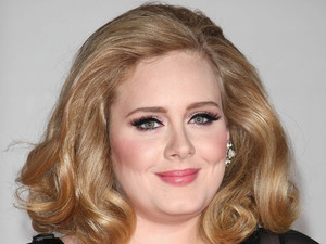 Adele Adkins The Brit Awards 2012 held at The O2 - Arrivals London, England - 21.02.12 Mandatory Credit: Lia Toby/WENN.com