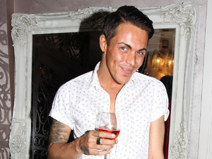 Bobby Cole Norris at the launch celebration of the new clothing line 'Lipstick Boutique' by Jessica Wright, at Soho Sanctum Hotel London, England - 21.08.12 ***Not Available for UK Tabloids for 48 Hours. Available for Publication in the Rest of the World*** Credit Mandatory: Cameron Clegg/WENN.com