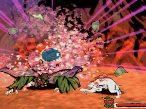 'Okami HD' screenshot
