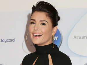 Jessie Ware arriving for the Mercury Prize, at the Roundhouse in Camden, north London.