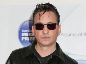 Richard Hawley arriving for the Mercury Prize, at the Roundhouse in Camden, north London.