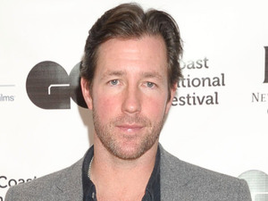US actor Ed Burns is honored at the Gold Coast Film Festival in New York