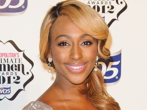 Cosmopolitan Ultimate Women of the Year Awards 2012: Alexandra Burke