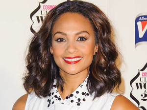 Cosmopolitan Ultimate Women of the Year Awards 2012: Alesha Dixon