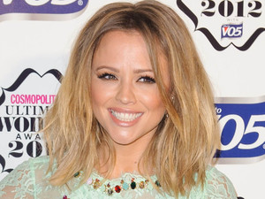 Cosmopolitan Ultimate Women of the Year Awards 2012: Kimberley Walsh