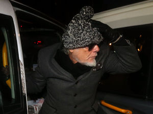 Gary Glitter is bailed following his arrest as part of Operation Yewtree