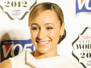 Cosmopolitan Ultimate Women of the Year Awards 2012: Jessica Ennis