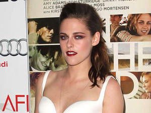 Kristen Stewart attends the 'On The Road' Gala Screening at the AFI Festival.