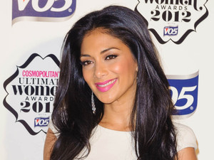 Cosmopolitan Ultimate Women of the Year Awards 2012: Nicole Scherzinger