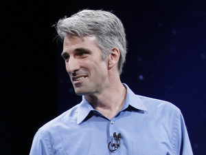 Craig Federighi of Apple
