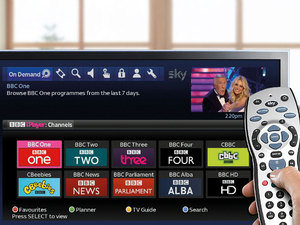 BBC iPlayer comes to Sky+ 