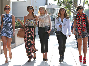 Una Healy, Rochelle Humes aka Rochelle Wiseman, Mollie King, Vanessa White, Frankie Sandford