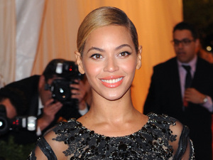 miss mode: Beyonce Knowles Schiaparelli and Prada 'Impossible Conversations' Costume Institute Gala 2012 at The Metropolitan Museum of Art New York City, USA - 07.05.12 Mandatory Credit: Lia Toby/WENN.com