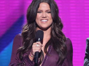 The X Factor USA season 2, live show 1: Hosts Khloe Kardashian Odom and Mario Lopez
