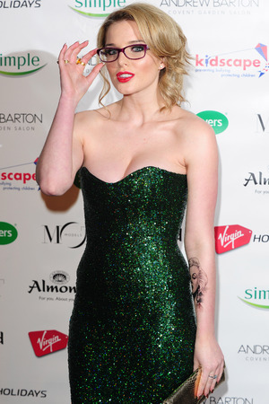 Helen Flanagan, Marilyn Monroe, Spectacle Wearer of the Year 2012