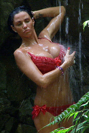 Katie Price, I'm A Celebrity Get Me Out Of Here, 2009