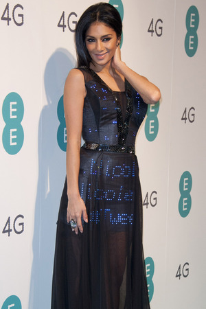 Nicole Scherzinger Everything Everywhere launch party held at Battersea Power Station - Arrivals London