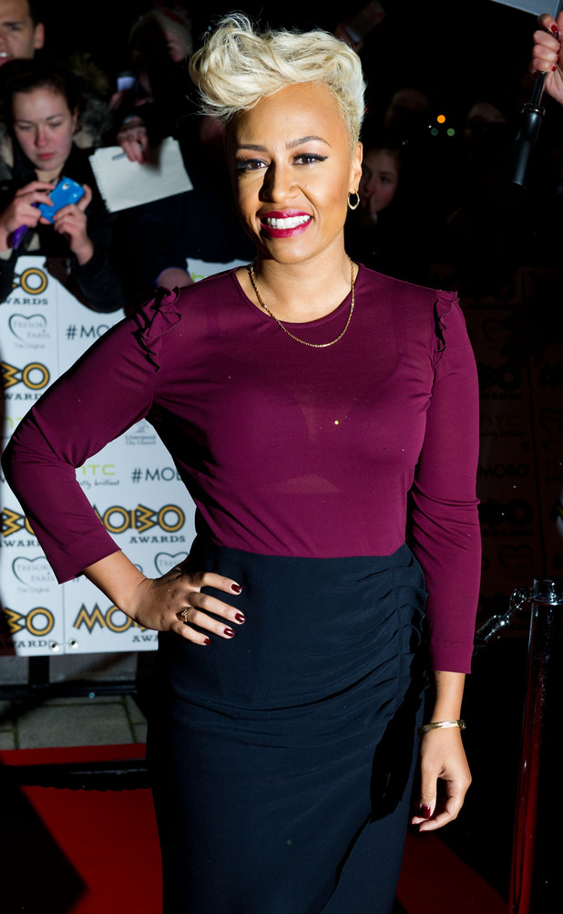 The MOBO Awards 2012: Emeli Sande