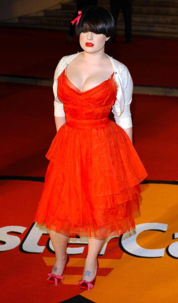 Kelly Osbourne, BRIT Awards 2005