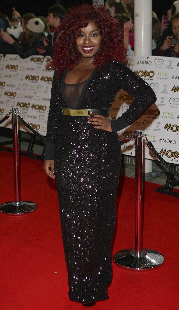The MOBO Awards 2012: Misha B