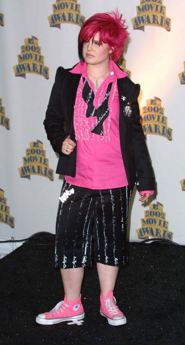 Kelly Osbourne's style in pics