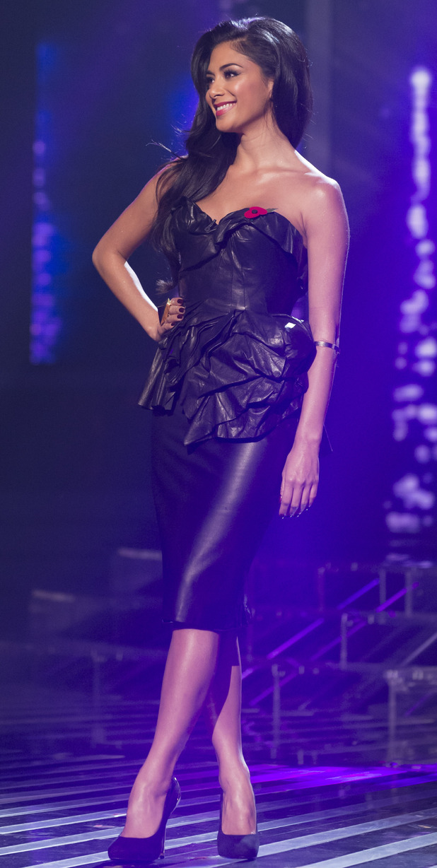 The X Factor Live Show 5: Nicole