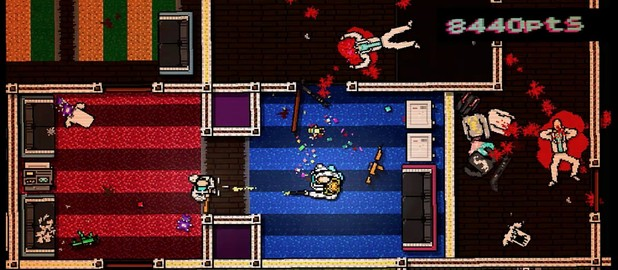 &#39;Hotline Miami&#39; screenshot
