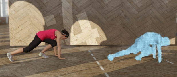 'Nike+ Kinect Training' for Xbox 360 - screenshots